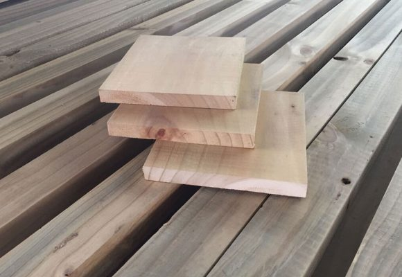 Sale of treated wood wholesale and retail