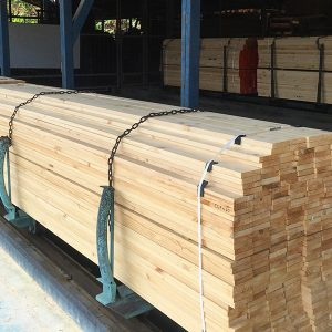 Importance of drying treated wood and wood drying ovens in Costa Rica.