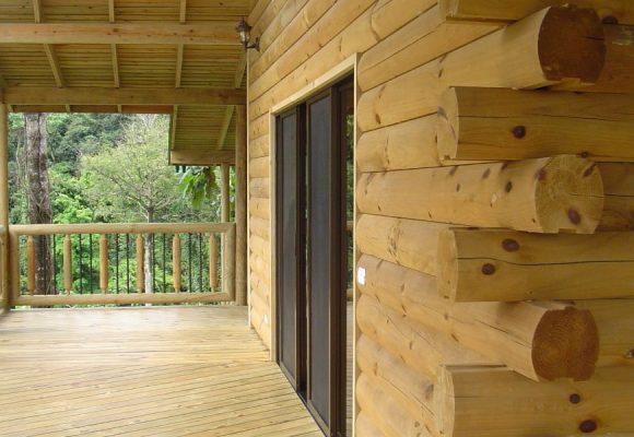 Beneficios de construir con madera