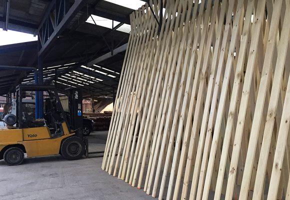 Venta de madera tratada en Costa Rica